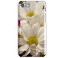 White Daisies iPhone Case/Skin