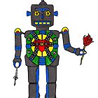 Robot Love by edwin rivera