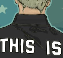 Pete Wentz - THIS IS OUR CULTURE Sticker