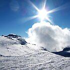 Sunny Peak by smw24
