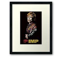 (P)IMP Framed Print