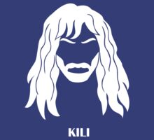 An Unexpected Tshirt: Kili by geeksweetie