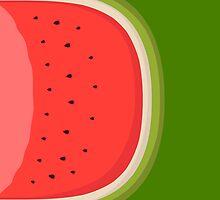 Watermelon by japu
