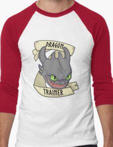 Toothless - Dragon Trainer Men's Baseball ¾ T-Shirt