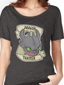 Toothless - Dragon Trainer Women's Relaxed Fit T-Shirt