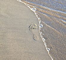 Footprints by Joana Kruse