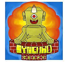 SynchroCraft Photographic Print