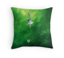 Rise above it Throw Pillow