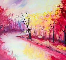 Beautiful Autumn by Slaveika Aladjova
