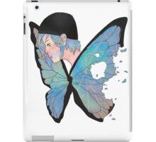 Chloe Price Butterfly iPad Case/Skin