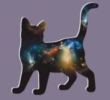CELESTIAL CAT 2 Kids Tee