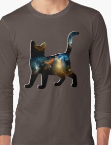 CELESTIAL CAT 2 Long Sleeve T-Shirt
