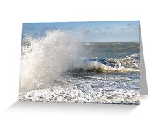 Stormy weather.... Greeting Card