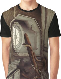 The Old Shabby Room Graphic T-Shirt