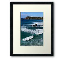 Lennox Head NSW Framed Print