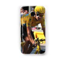 Bradley Wiggins - Tour de France Samsung Galaxy Case/Skin