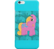 My Little Pony Friends - Edgar the Elephant  iPhone Case/Skin