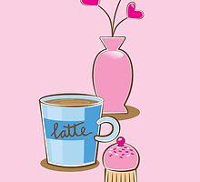 A very cute Coffee Break! by jazzydevil