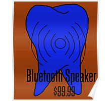 Bluetooth Speaker Poster