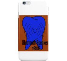Bluetooth Speaker iPhone Case/Skin