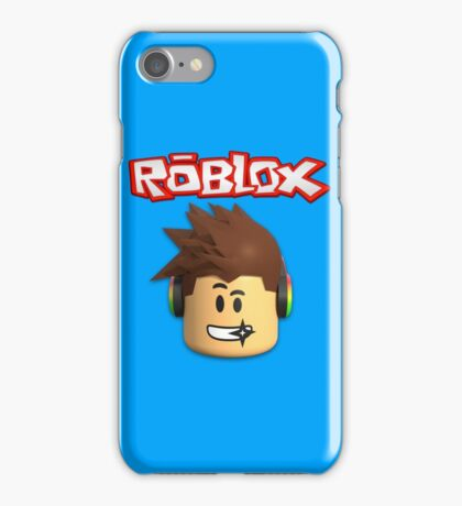 Roblox Character Head iPhone Case/Skin