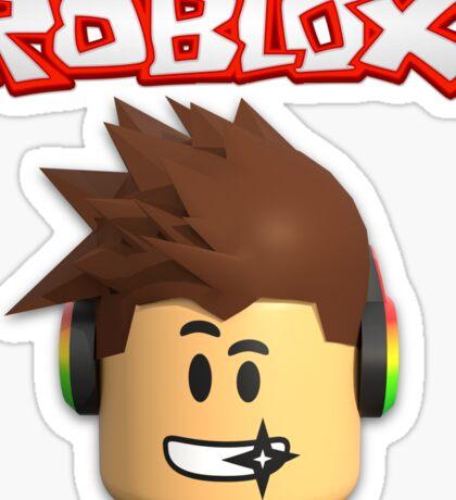 Roblox Character Head Sticker