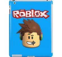Roblox Character Head iPad Case/Skin