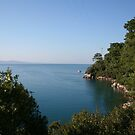 The Gulf of Gökova by taiche