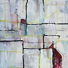 abstract white by Sanne Thijs