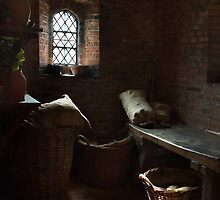 Gainsborough Old Hall-Kitchen room (2) by jasminewang