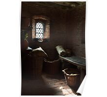 Gainsborough Old Hall-Kitchen room (2) Poster