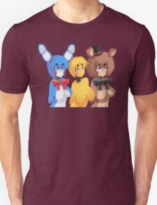 FNIA Girls (classic)  T-Shirt