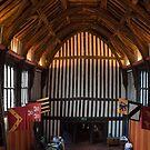 Gainsborough Old Hall- The Hall(1) by jasminewang