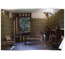 Gainsborough Old Hall- Room(upstairs1) Poster