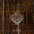Gainsborough Old Hall- The roof by jasminewang