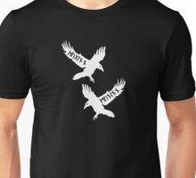 Huginn and Muninn Unisex T-Shirt
