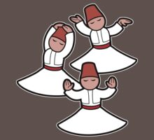 Dervish trio by Joumana Medlej