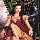 Anne Boleyn and Henry Tudor by Siamesecat