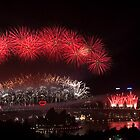 New Year's Eve 2012 Sydney by Nathan Senevirathne