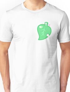 Animal Crossing Leaf Nintendo Unisex T-Shirt