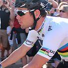 Mark Cavendish World Champion by eggnog