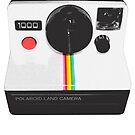 Polaroid Land Camera 1000 by Maxim Grew