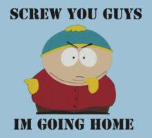 Eric Cartman (Screw You Guys) by MajinTweek