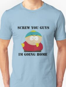 Eric Cartman (Screw You Guys) Unisex T-Shirt