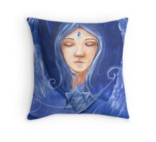 I choose peace Throw Pillow