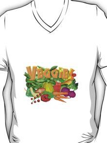 Veggie Salad by Valxart T-Shirt