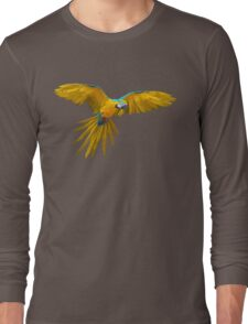 Low Polly Long Sleeve T-Shirt