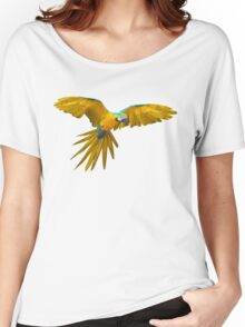 Low Polly Women's Relaxed Fit T-Shirt