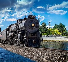 Santa Fe 3751 by Randy Turnbow