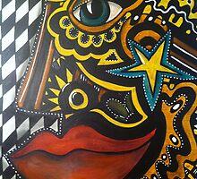 Mardi Gras by Donna Zenz